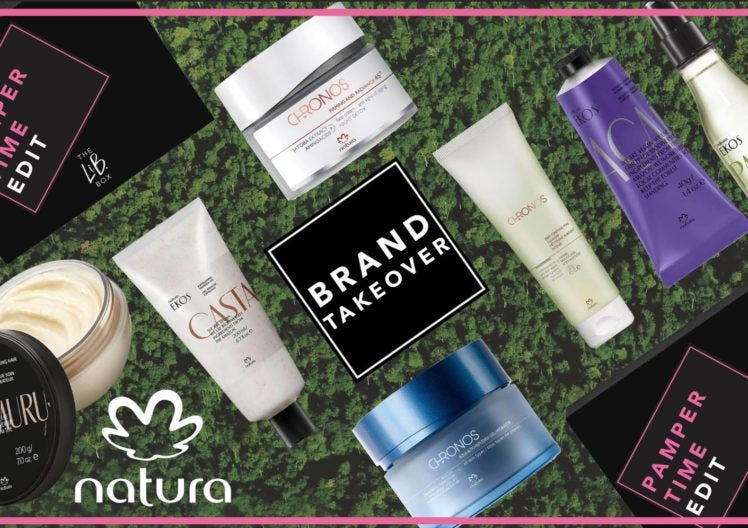 NATURA: Get to Know the Brand that Gives Back