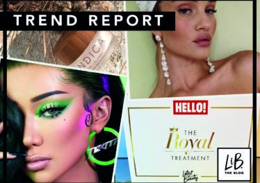 Trend Report: November's New in Beauty