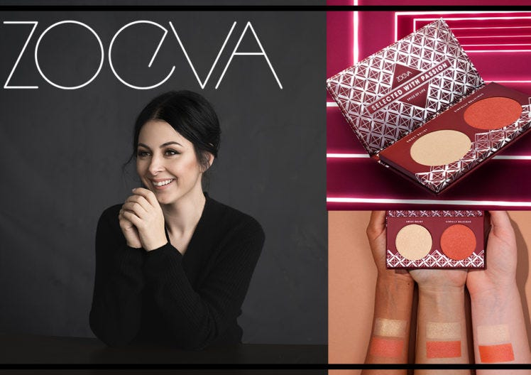 Meet the Brand: Zoeva