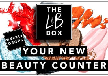 Your New Beauty Counter!