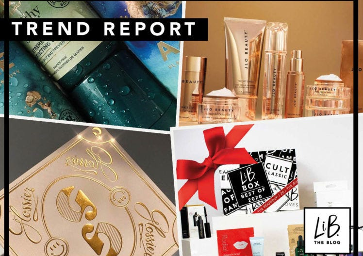 Trend Report: 2021 Beauty