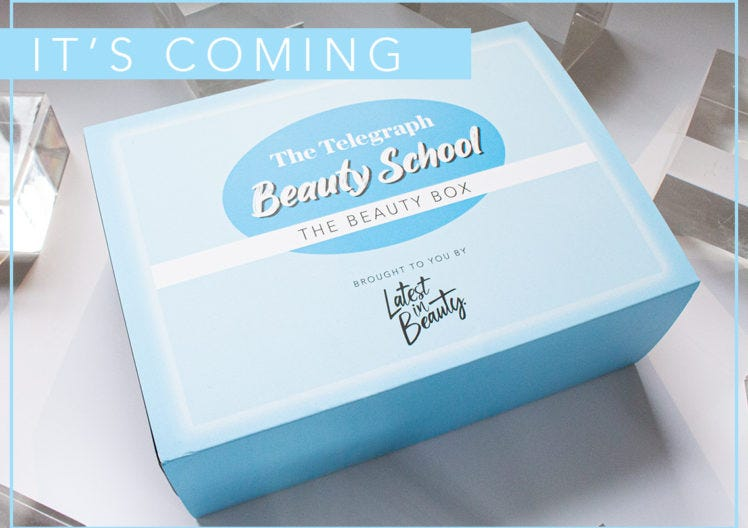 Telegraph Beauty School – The Beauty Box Updates