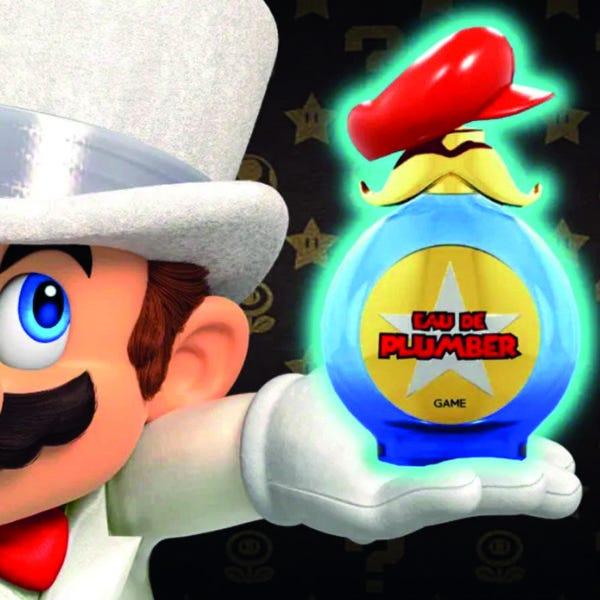 game perfume slice