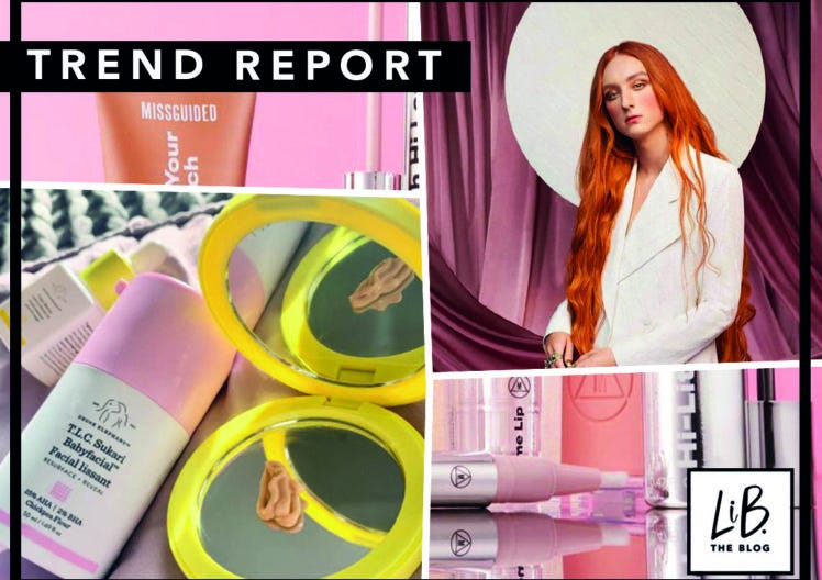 Trend Report: 2021 Fresh Launches