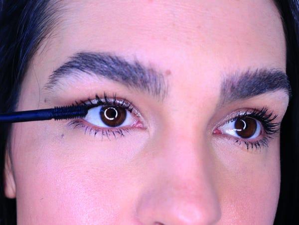 eyebrow slings done