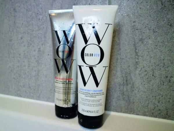 shampoo condition slice