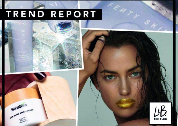 Trend Report: Skin is IN
