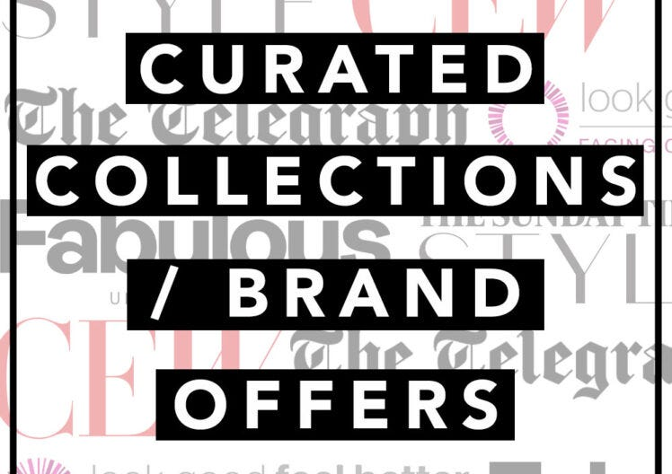 COLLECTION BRAND OFFERS YOU'LL LOVE