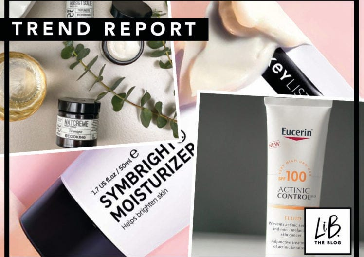 TREND REPORT: New Skincare Technology