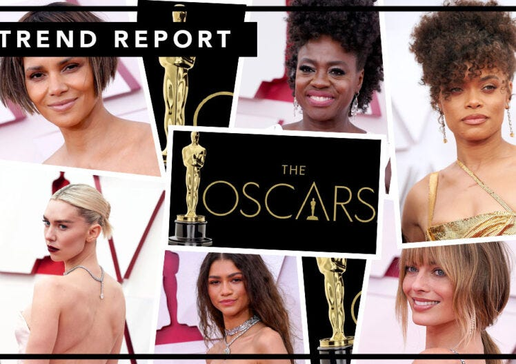 TREND REPORT: Red carpet to real life