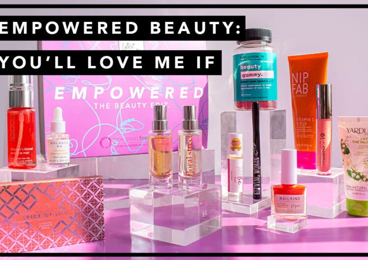 Empowered Beauty: You'll love me if