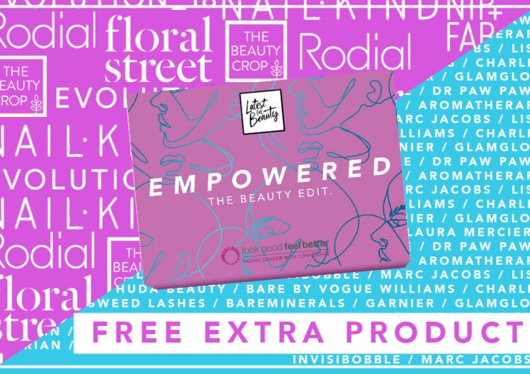 THE EMPOWERED BEAUTY EDIT: THE BIG BRAND REVEAL