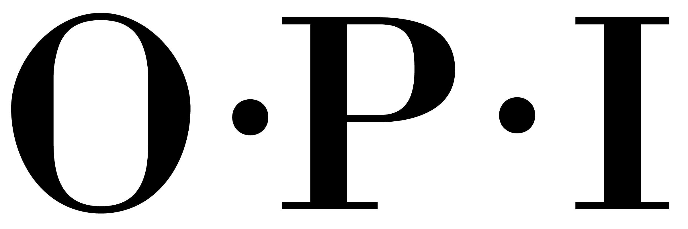 OPI_logo_logotype