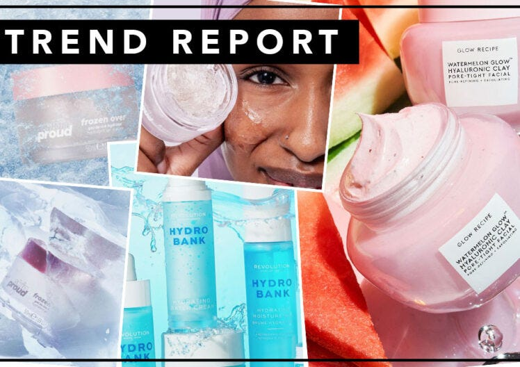 Trend Report: Hydration Heroes