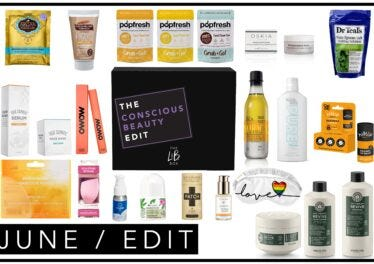 The Conscious Beauty Edit Is Here!