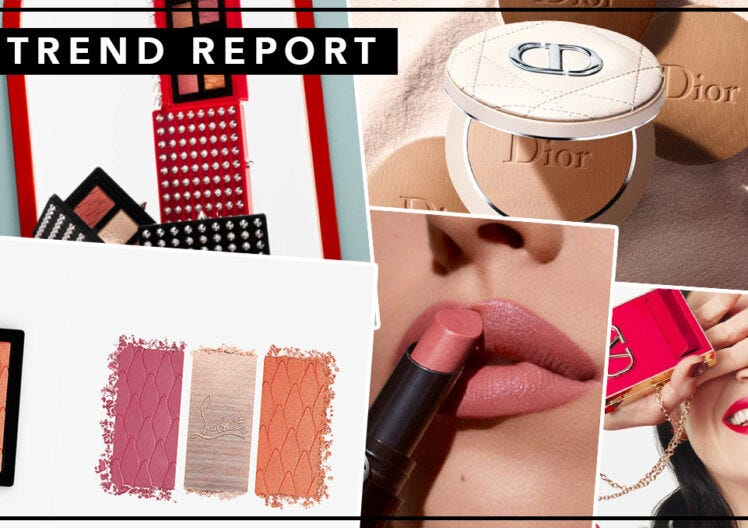 TREND REPORT: PUT YOUR FASHION FACE FORWARD