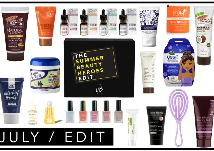 THE SUMMER BEAUTY HEROES EDIT IS HERE!