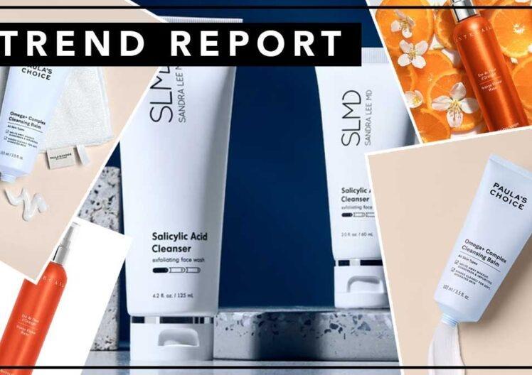 TREND REPORT: NEW SUMMER SKINCARE