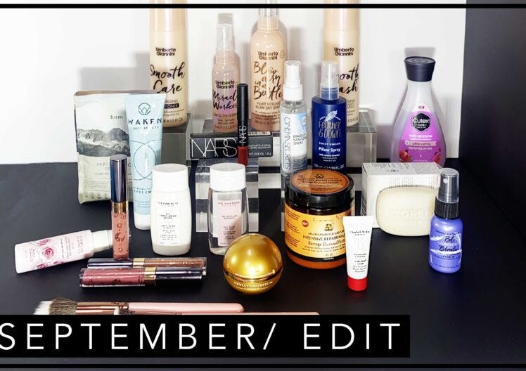 THE BACKSTAGE BEAUTY EDIT IS HERE!