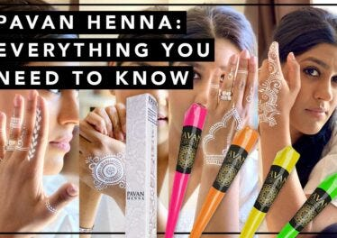 PAVAN HENNA: EVERYTHING YOU NEED TO KNOW