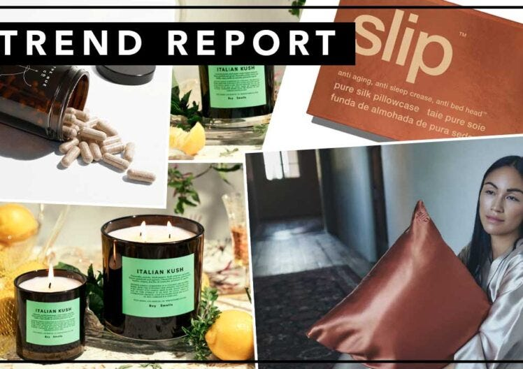 TREND REPORT: WELCOME WELLNESS