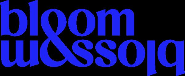Logo in Blue