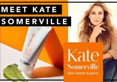MEET KATE SOMERVILLE