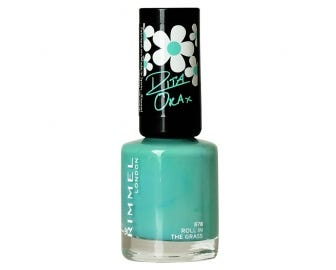 60 Seconds Nail Polish in Roll in the Grass (878)