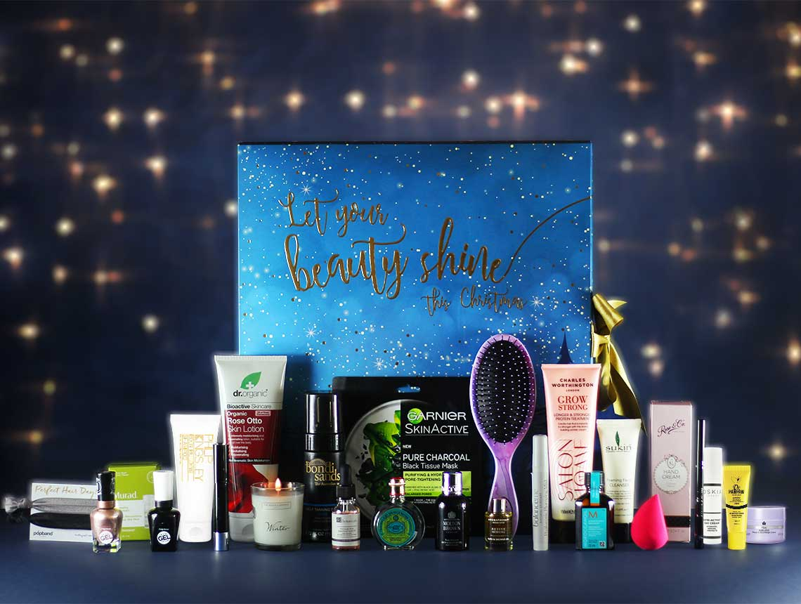 d644f2c4c8d3d This year s enchanting Beauty Advent Calendar reveals 24 captivating  surprises behind each golden door to help you sparkle throughout the  festive season.